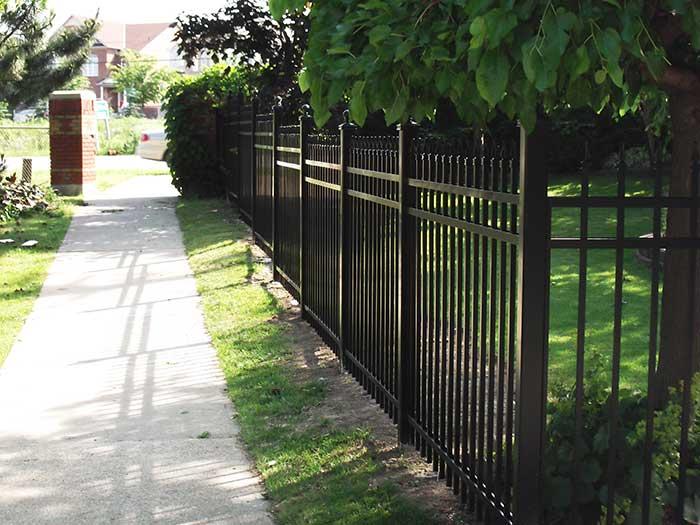 Aluminum Fence Toronto Manufacturer