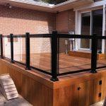 Deck Aluminum Glass Railings Mississauga