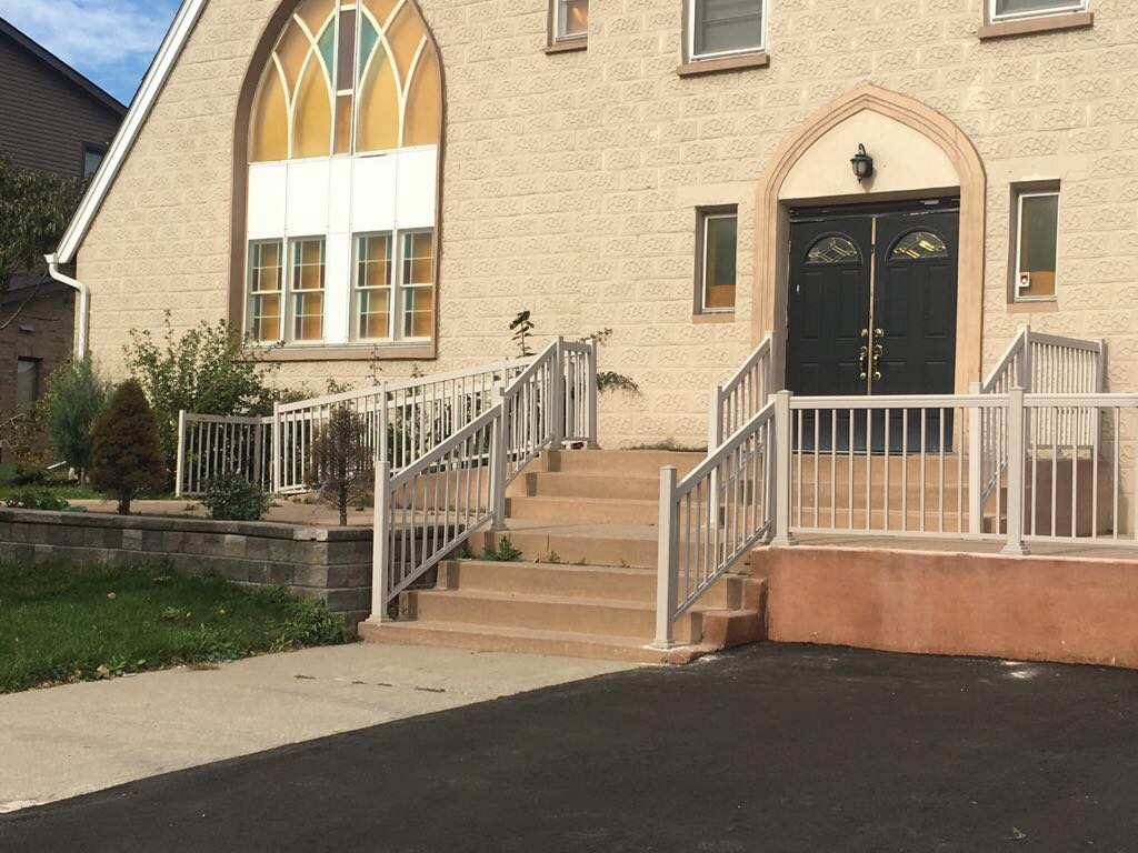 Sandalwood Aluminum Railings Burlington