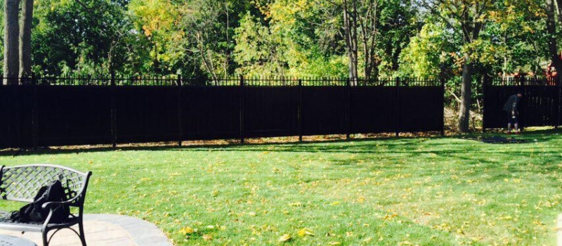 Aluminum Privacy Fence Manufacturer